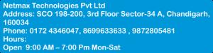 Plc Automation Training In Patiala plc automation training in patiala PLC AUTOMATION TRAINING IN PATIALA Netmax Technologies sco 198 200 office address 768x194 2 300x76