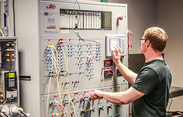 plc automation training in baddi